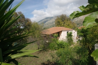 Het huisje 'Mavrata 50' op het Griekse eiland Kefalonia.